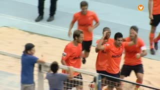 GOLO! Belenenses, Miguel Rosa aos 11', Belenenses 1-0 SC Olhanense