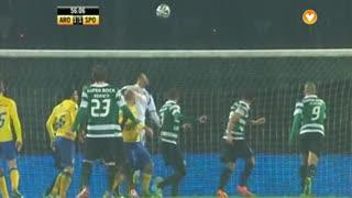 Sporting CP, Jogada, Mauricio aos 56'