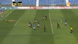 FC Arouca, Jogada, Cristian Ceballos aos 20'
