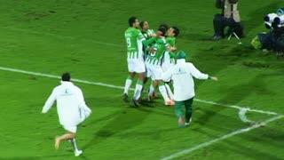 GOLO! Rio Ave FC, Luís Gustavo aos 89', Rio Ave FC 1-0 Belenenses