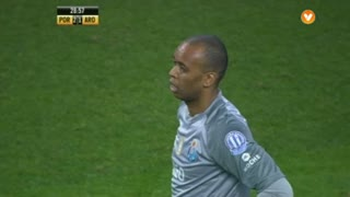 GOLO! FC Arouca, Rui Sampaio aos 31', FC Porto 2-1 FC Arouca
