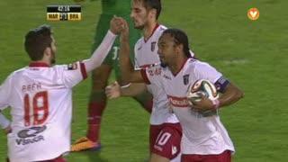 GOLO! SC Braga, Alan aos 42', Marítimo M. 2-1 SC Braga