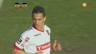 SC Braga, Jogada, Mauro aos 14'