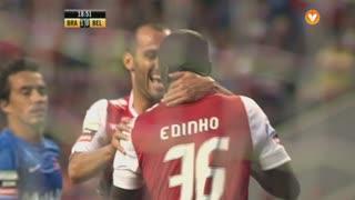 GOLO! SC Braga, Edinho aos 20', SC Braga 1-0 Belenenses