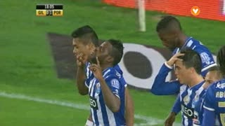 GOLO! FC Porto, Varela aos 18', Gil Vicente FC 0-1 FC Porto