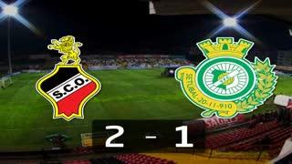 Liga (15ª J): Resumo Olhanense 2-1 V. Setúbal