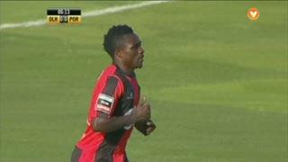 SC Olhanense, Jogada, Fabiano aos 6'