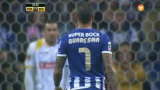 FC Porto, Jogada, Ricardo Quaresma aos 35'