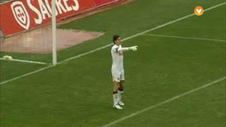 GOLO! A. Académica, João Real aos 45', A. Académica 2-2 FC P.Ferreira