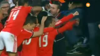 GOLO! SL Benfica, Garay aos 53', SL Benfica 2-0 FC Porto