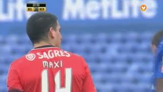 SL Benfica, Jogada, Maxi Pereira aos 23'