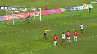 GOLO! Marítimo M., Derley aos 4', SC Olhanense 0-1 Marítimo M.