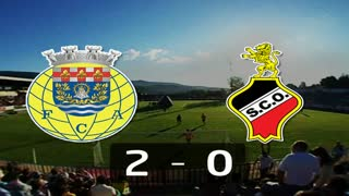 I Liga (23ªJ): Resumo FC Arouca 2-0 SC Olhanense