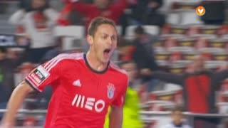 GOLO! SL Benfica, Matic aos 72', SL Benfica 1-0 SC Braga