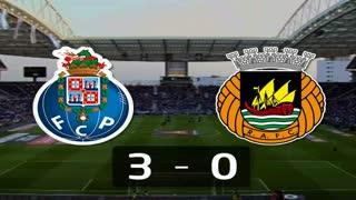 I Liga (28ªJ): Resumo FC Porto 3-0 Rio Ave FC