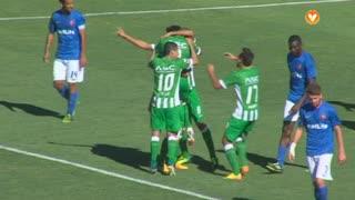 GOLO! Rio Ave FC, Rodríguez aos 52', Belenenses 0-2 Rio Ave FC
