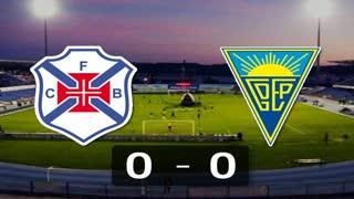 I Liga (14ªJ): Resumo Os Belenenses 0-0 Estoril Praia