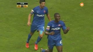 GOLO! Belenenses, M. Diakité aos 75', SC Braga 1-1 Belenenses