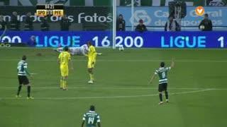 Sporting CP, Jogada, Gerson Magrão aos 84'