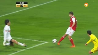 SC Braga, Jogada, Rusescu aos 35'