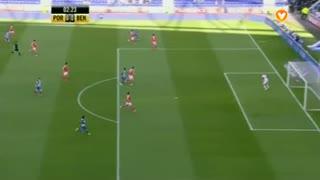FC Porto, Jogada, Ricardo Pereira aos 3'