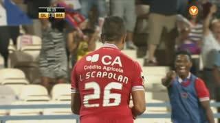 GOLO! Gil Vicente FC, Luan aos 67', Gil Vicente FC 1-0 SC Braga