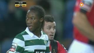 Sporting CP, Jogada, Carlos Mané aos 12'