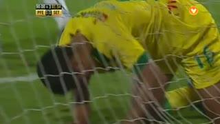 FC P.Ferreira, Jogada, Bebé aos 92'