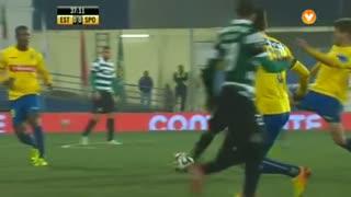 Sporting CP, Jogada, Adrien aos 36'