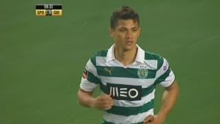 Sporting CP, Jogada, Montero aos 60'