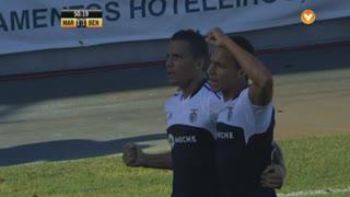 GOLO! SL Benfica, Rodrigo aos 50', Marítimo M. 1-1 SL Benfica