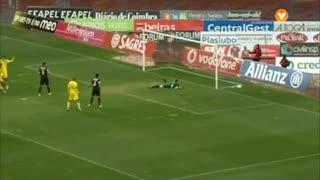 GOLO! FC P.Ferreira, Bebé aos 32', A. Académica 1-2 FC P.Ferreira