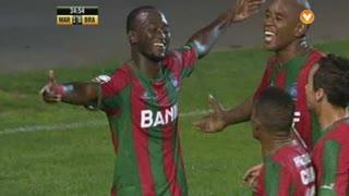 GOLO! Marítimo M., Danilo Pereira aos 35', Marítimo M. 1-0 SC Braga