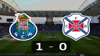 I Liga (24ªJ): Resumo FC Porto 1-0 Os Belenenses
