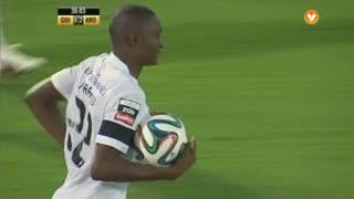 GOLO! Vitória SC, Maazou aos 39', Vitória SC 1-2 FC Arouca