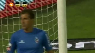 Vitória SC, Jogada, André André aos 13'