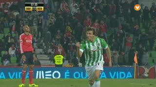 GOLO! Rio Ave FC, Ukra aos 57', Rio Ave FC 1-1 SL Benfica