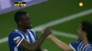 GOLO! FC Porto, Jackson Martínez aos 27', FC Porto 2-0 Gil Vicente FC