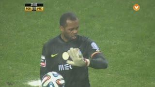 FC P.Ferreira, Jogada, 25m aos 25'