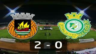 Liga (2ª J): Resumo Rio Ave 2-0 V. Setúbal