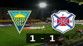 I Liga (29ªJ): Resumo Estoril Praia 1-1 Os Belenenses