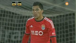 SL Benfica, Jogada, Enzo Pérez aos 19'