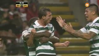 GOLO! Sporting CP, Cédric aos 86', SC Braga 1-2 Sporting CP