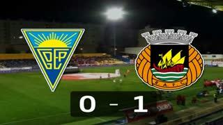 Liga (25ª J): Resumo Estoril 0-1 Rio Ave