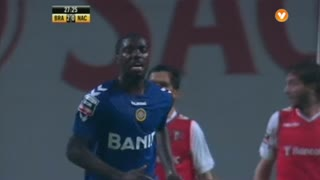 GOLO! CD Nacional, Djaniny aos 28', SC Braga 2-1 CD Nacional