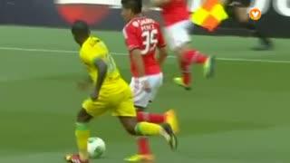 GOLO! SL Benfica, Garay aos 22', SL Benfica 2-0 FC P.Ferreira