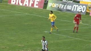 FC Arouca, Jogada, Lassad aos 5'