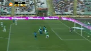 FC Porto, Jogada, Defour aos 9'