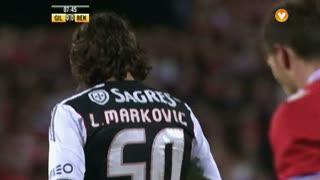 SL Benfica, Jogada, Markovic aos 8'