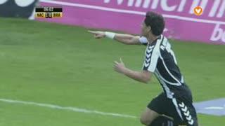 GOLO! CD Nacional, Rondón aos 6', CD Nacional 1-0 SC Braga